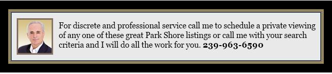 park shore high rise condos
