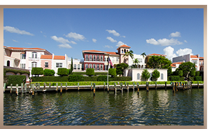 Venetian Villas at Park Shore