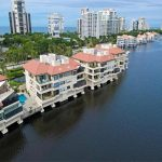 Ardissone at Park Shore Executive Penthouse with 270 Degrees Water View